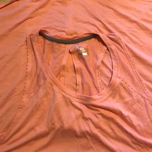 Pink Old Navy Athletic Tank Top